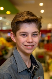 Tobias Scharafin